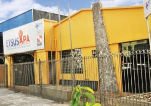 Escola Técnica do SUS Dr. Manuel Ayres (ETSUS-PA)